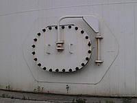 Резервуарное оборудование -  оптом , недорого  Люк -лаз овальный 600*900( без крышки ) к резервуарам стальным