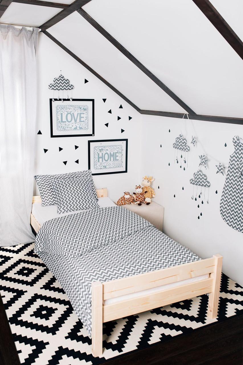 Пододеяльник и наволочка в подростковую кровать «LC Рассвет», GoforKid