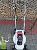Газонокосилка Nac (электро), захват 37 см, мощность - 1500Вт