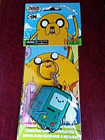Брелок 3D БиМО Время приключений Adventure Time