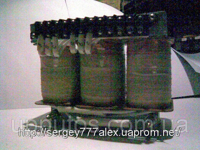 Трансформатор ТШЛ-010 - 52 ÷ 55
