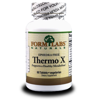FORM LABS Naturals Thermo X 60 vegetarian tab