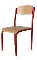 """Детский стульчик """"Колибри"""" 32х34х65 см. Гнуто-клееное ЛДСП"""
