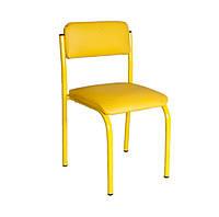 """Детский стульчик """"Колибри"""" 32х34х65 см. Мягкий, Искусственная кожа/Ткань"""