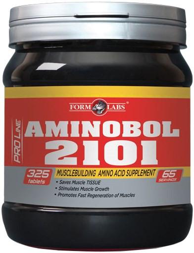 FORM LABS Aminobol 2101, 325 tab.