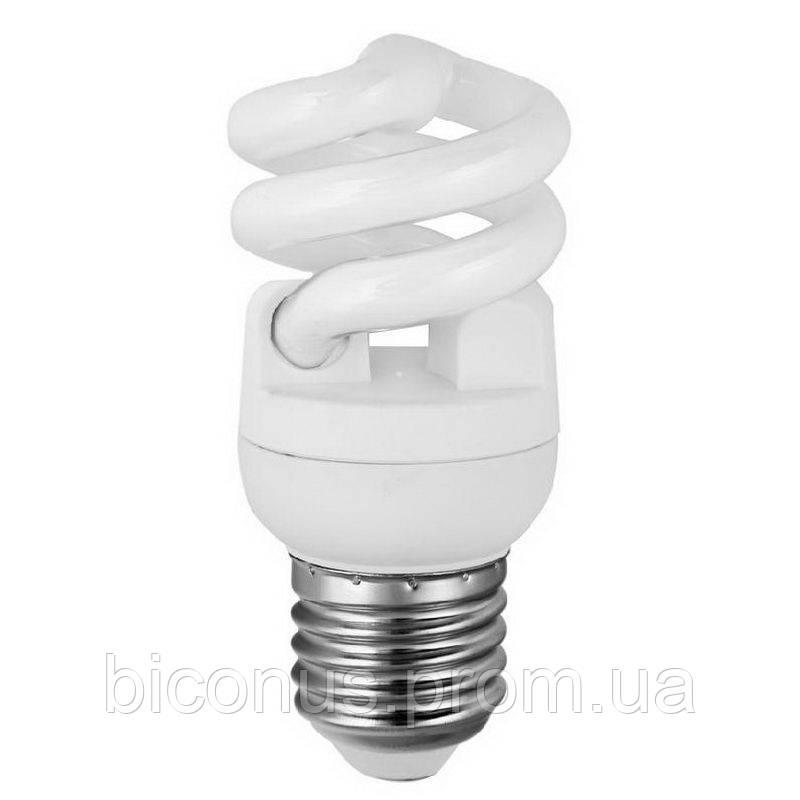 Энергосберегающая лампа  Power Spiral   SL-706 (13W) 4100K  E27  SVOYA