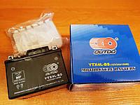 Аккумулятор 12v4a.h. Заливной с кислотой OUTDO