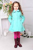Демисезонная курточка для девочки Малышка на холофайбере