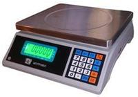 Весы фасовочные ВТЕ-Центровес-3-Т3С3 до 3 кг, d=0,1 г повышенной точности со счетной функцией
