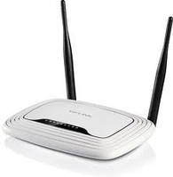 Wi-Fi роутер TP-LINK TL-WR841N 300m Wireless N Router (2- Antenna)