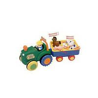 Трактор Фермера игровой набор русск. язык Kiddieland