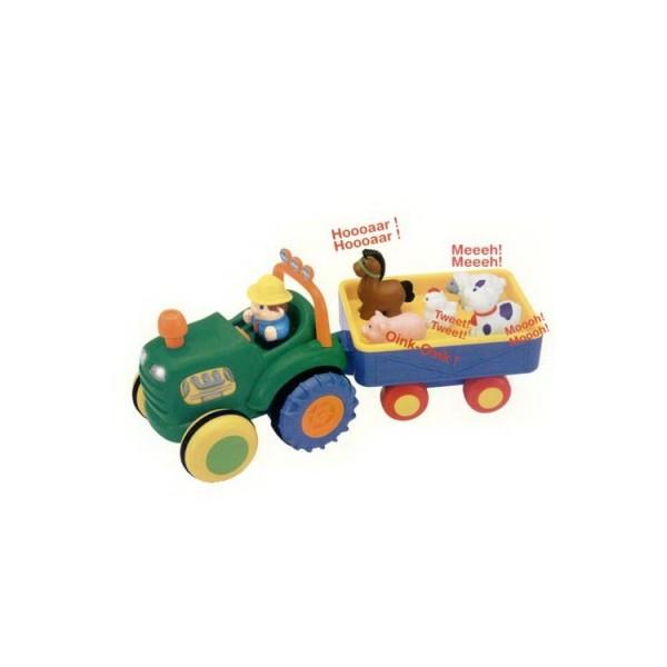 Трактор Фермера игровой набор укр. язык Kiddieland