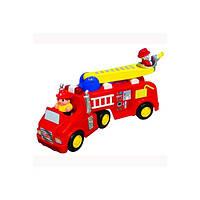Музыкальная Пожарная машина Kiddieland