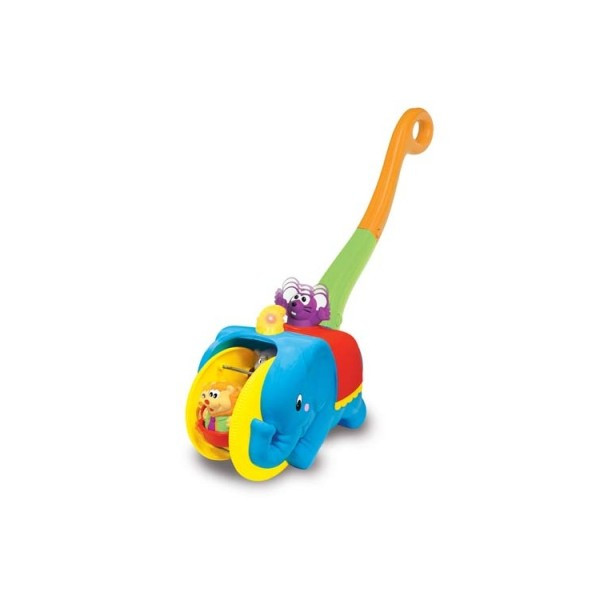 Игрушка-каталка Слон Циркач Kiddieland