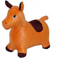 Прыгун плюшевый Лошадка