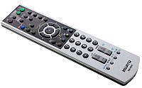Пульт ДУ 17-63  для SONY универсальный RM-D637 (*!)(корпус типа RM-W105 LCD)tv/dvd (блистер)
