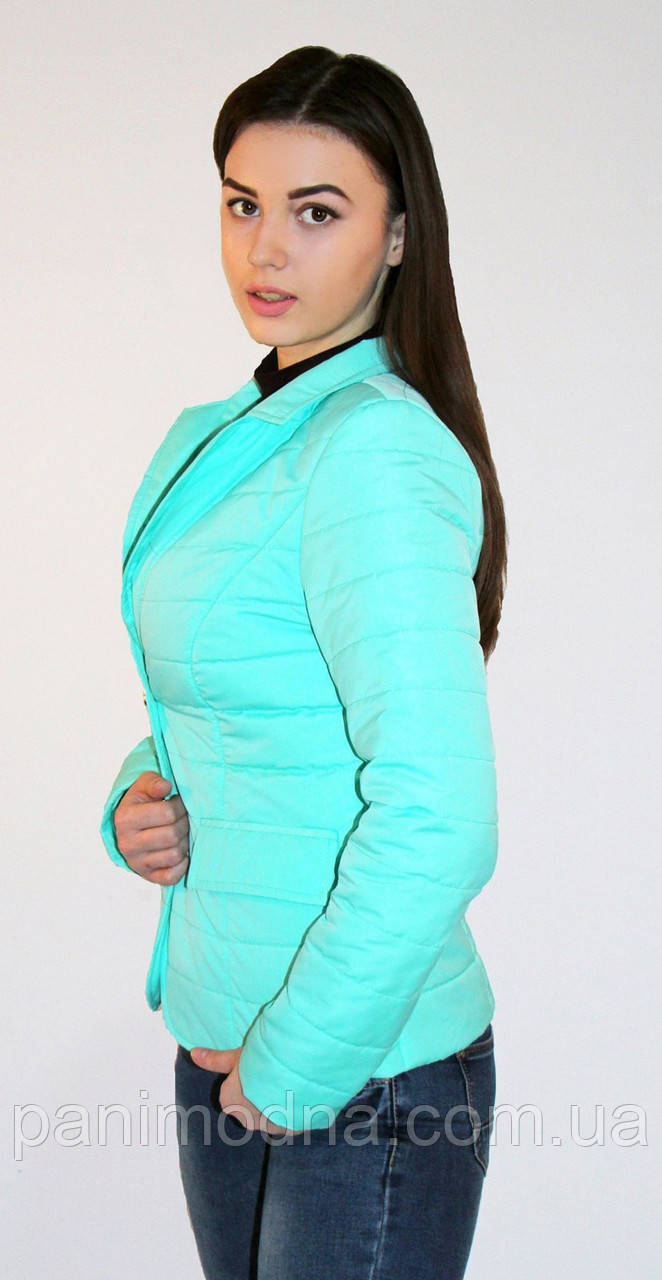 """Модная куртка - пиджак   """"Силуэт"""""""