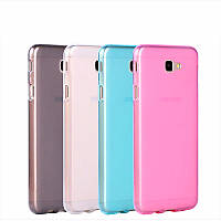 TPU чехол для Samsung (Самсунг) Galaxy J5 Prime (4 цвета)