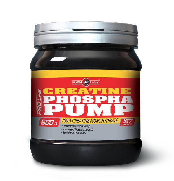 FORM LABS Creatine PhosphaPump 500g