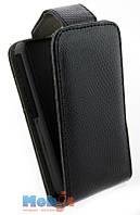 Книжка HTC Desire S S510e G12 черная рептилия Chic-Case
