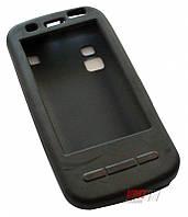 Силиконовый чехол для Nokia C6-00 черный