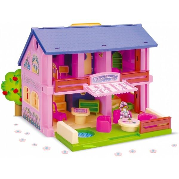Набор игровой домик для кукол