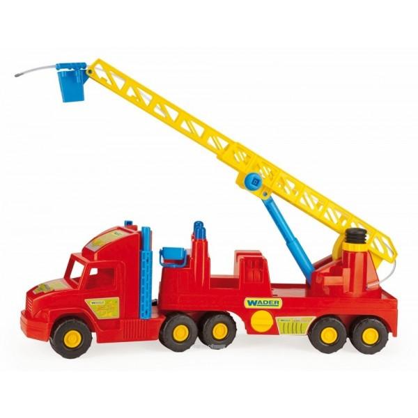 Машина пожарная Super Truck