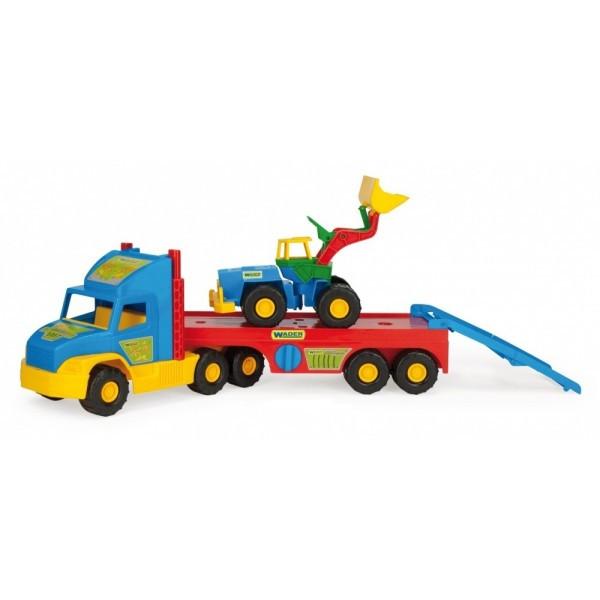 Машина с трактором Super Truck