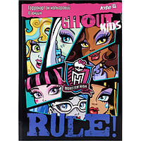 Гофрокартон цветной Monster High