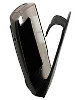 Чехол-книжка для Nokia 303 черная ILLUSION