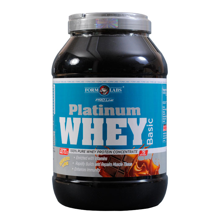 FORM LABS Platinum Whey Basic 2270 г