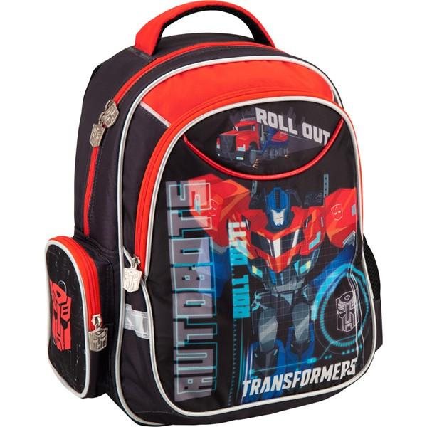 Рюкзак школьный ортопедический Transformers Kite 512
