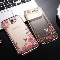 TPU чехол для Samsung (Самсунг) Galaxy J5 Prime (2 цвета)
