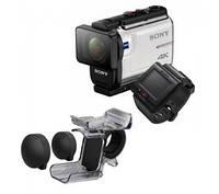 Sony Action Cam FDR-X3000R (комплект з пультом i кріпленням  AKA-FGP1)
