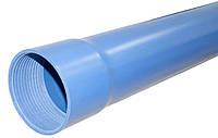 EVCI Труба для СКВАЖИН с резьбой (BORU) PVC 140 x 6.5 L3000