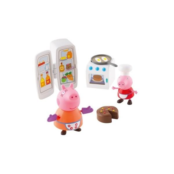 Игровой мини набор Peppa Кухня