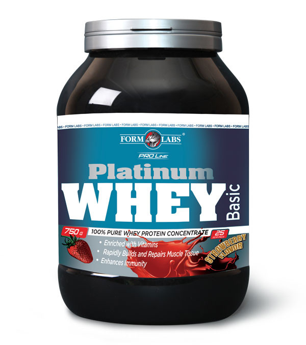 FORM LABS Platinum Whey Basic 750 г