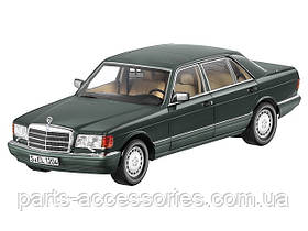 Модель Mercedes S S-Class W126 560SEL Новая Оригинал Mercedes - Benz!
