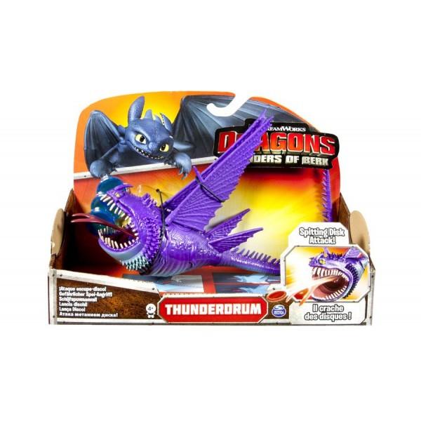Dragons Как приручить дракона 2: атакующий Громобой