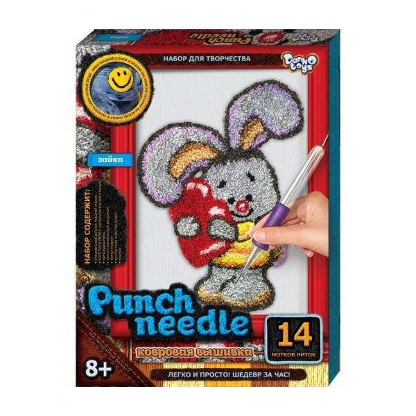 Ковровая вышивка Punch Needle