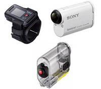 Sony Action Cam HDR-AS200VR (комплект з пультом)
