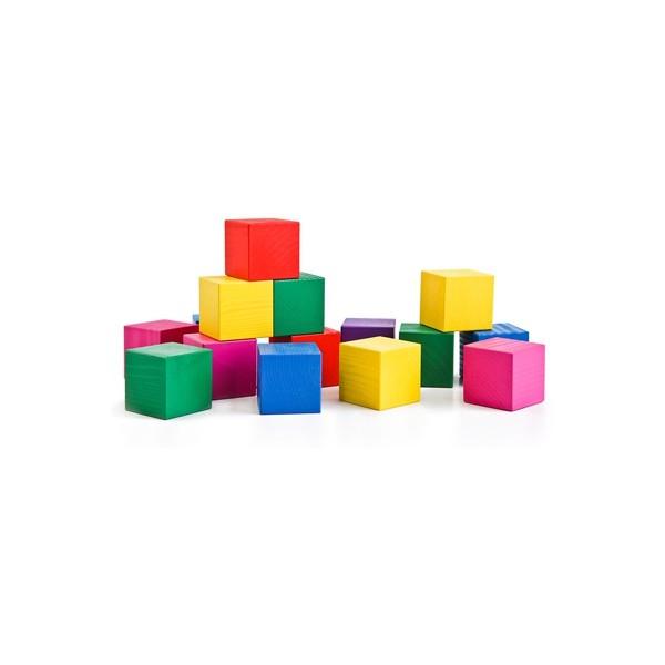 Кубики 25 штук развивающая деревянная игрушка