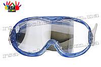 3M Очки защитные закрытого типа AS/AF WIT-N-WEAR ACET ASIAF (7000062783)