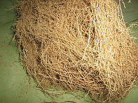 Мочалка натуральная  из травы Ветивер, фото 1