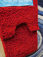 Набор ковриков в ванную из микрофибры