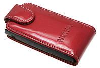 Чехол-книжка для Samsung B5722 красная SW