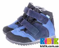 Демисезонные ботинки для мальчика Mrugala 6158-67