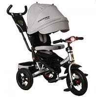 Трехколесный велосипед Azimut Trike T400 с поворотным сиденьем
