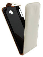 Чехол-книжка для Lenovo S920 белая Croco case