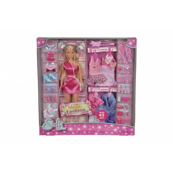 Кукольный набор Штеффи с гардеробом